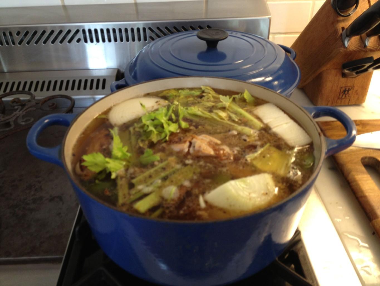 ticchicken soup
