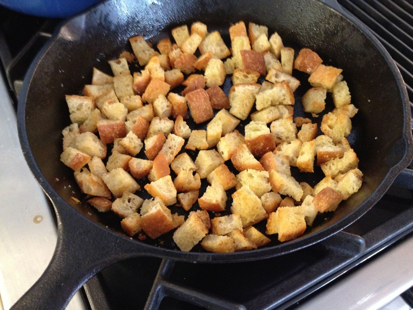 ticcroutons cooking